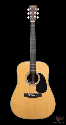 Pre-Owned Martin Custom Shop 2014 Promo Series Pkg B D-28 - Natural (141) - Available at Lark Guitars