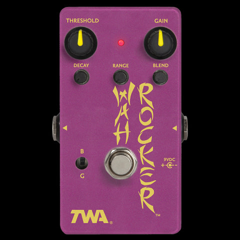 TWA WR-3 Wah Rocker - Envelope Filter