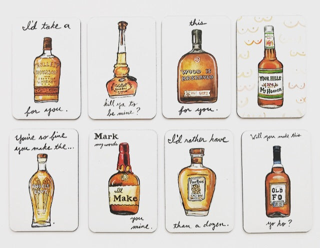 Bri Bowers- Kentucky Bourbon Pun Magnets