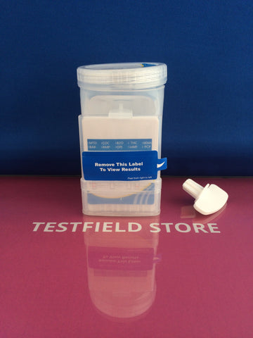 (50x) 10 Panel Urine Drug Test Integrated Key Cup