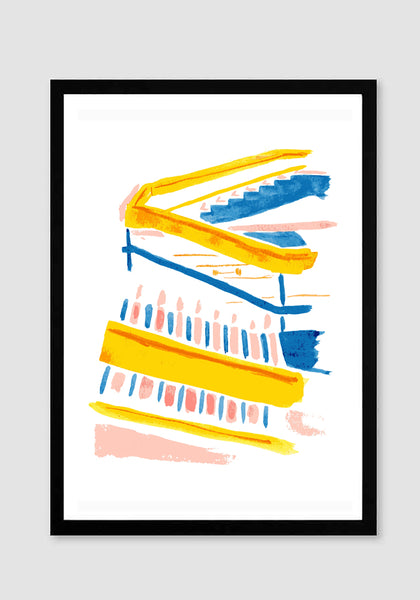 Coventry 2 - Art Print - Snowden Flood Oxo Tower Shop www.snowdenflood.com