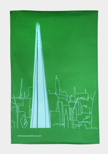 Shard Tea Towel