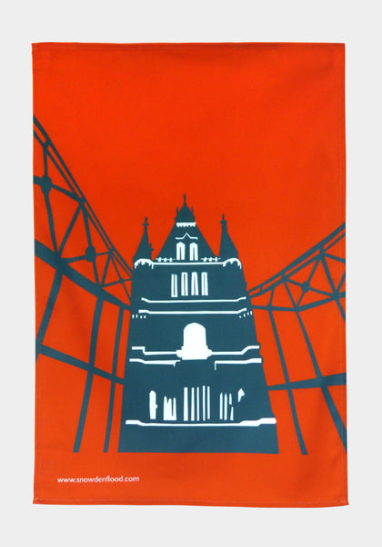 Tower Bridge Tea Towel