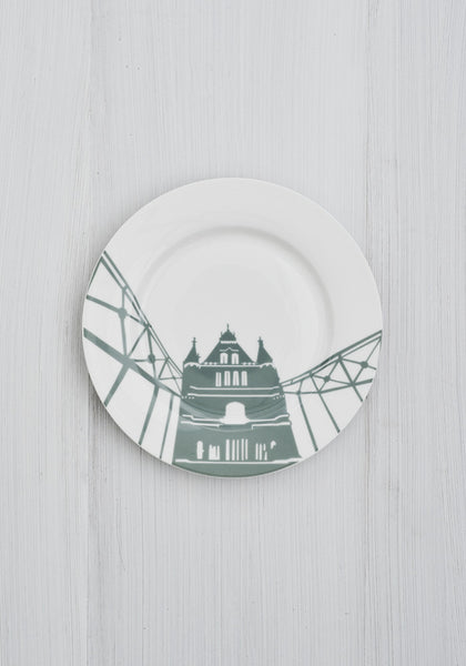 Tower of London side plate - Snowden Flood Shop