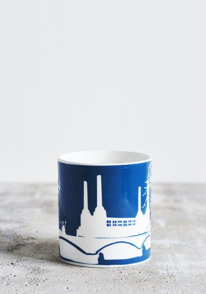 Battersea power station mug - Snowden Flood shop