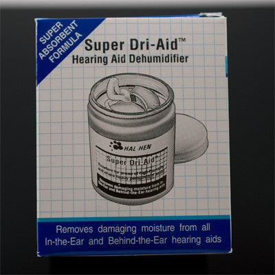 Super Dri-Aid Dehumidifier