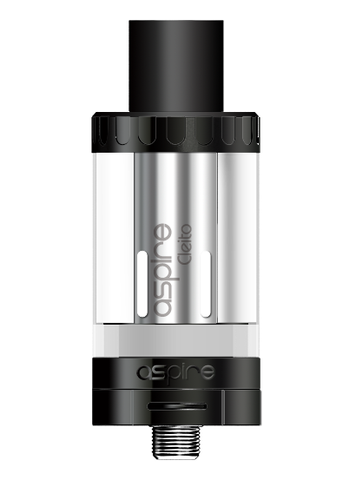 Aspire Cleito Top Fill Tank Kit with Coils & 4 Color Tops