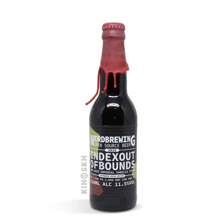 Nerd Brewing - Indexoutofbounds VIETNAMESE COFFE EDITION