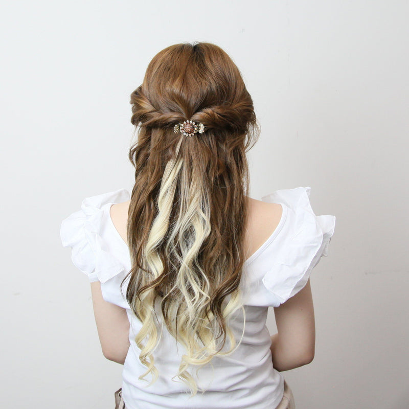 Soho Style Hair Extension s08 ombre Ombre Human Hair Extensions