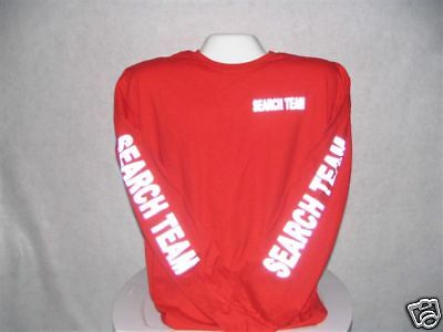 Search And Rescue T-Shirt, Reflective Search Team,,,,,,MD