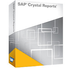 SAP Crystal Reports 2008 Retail Box