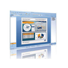 SAP Crystal Reports 2013 Screen Image