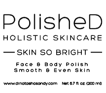 PolisheD Exfoliating Cleanser