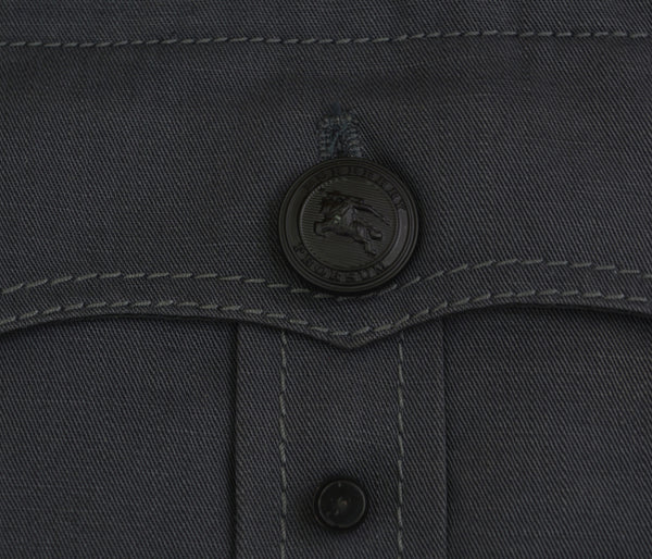 2011 Parade Jacket with Leather and Metal Details