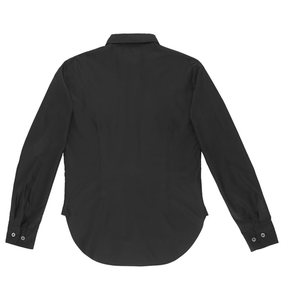 1996 Coated Fine Polyester Tailored Workwear Shirt