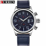 Curren New Design Fashion Watch (Dial 4.5cm) - CUR 143