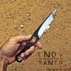 BLADETRICKS INDY REVERSE GRIP TANTO KNIFE