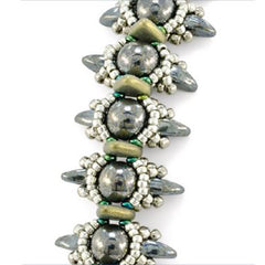 Pattern Queen of the Night Bracelet