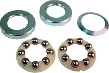 1011401 Worm shaft bearing kit - Club Car DS Electric 1976 to 1983
