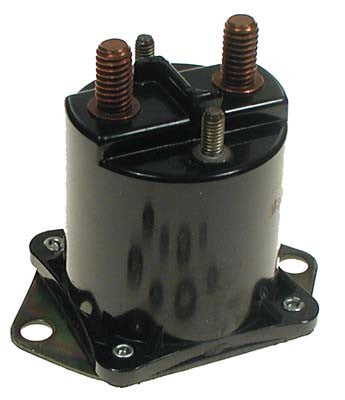 1018070-01 Solenoid 48 Volt 4 Terminal - Club Car Electric 1995 to 1997