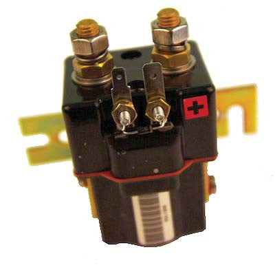 1027747-01 Albright 48 Volt 4 Terminal Solenoid - Club Car Electric DS & Precedent 2000 & Up