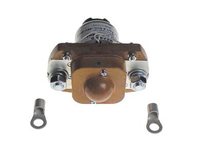 30911 36 Volt 400 amp, 4 terminal solenoid with silver oxide contacts - Club Car Electric