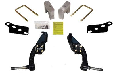 Jake`s Spindle Lift Kit 6 Inch - Club Car DS 1981 to 2004 1/2