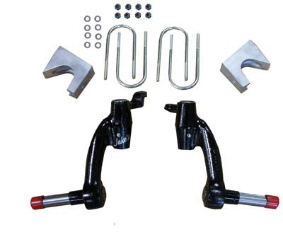"Jake's 6"" spindle lift kit, EZGO 08.5 up TXT w/Kawasaki motor"
