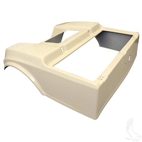 OEM Electric Club Car DS Body, Beige.