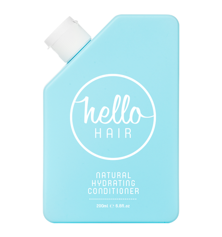 Hello Hair Natural Hydrating Conditioner 200mL