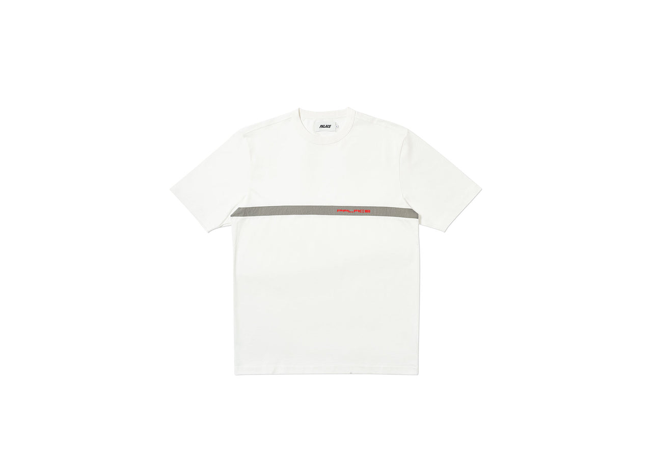 SP SHELL T-SHIRT WHITE