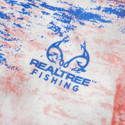REAL TREE FISHING T-SHIRT GREY