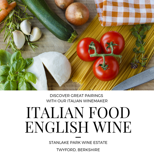 Italian Food English Wine