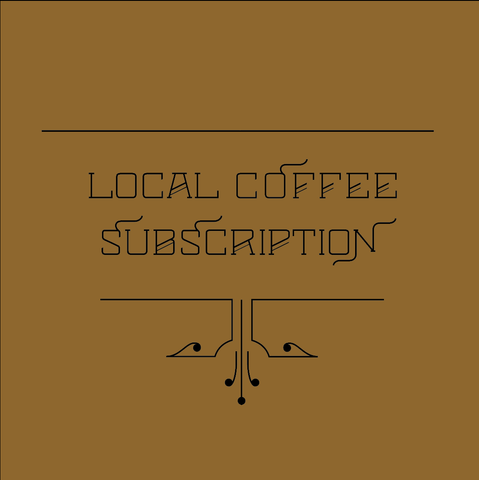 Local Coffee Subscription - Denver Only