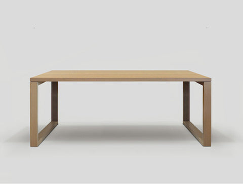 Tempo End Dining Table