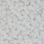 10/0 Czech Seed Beads Alabaster 22g - i-Bead,  ALABASTER