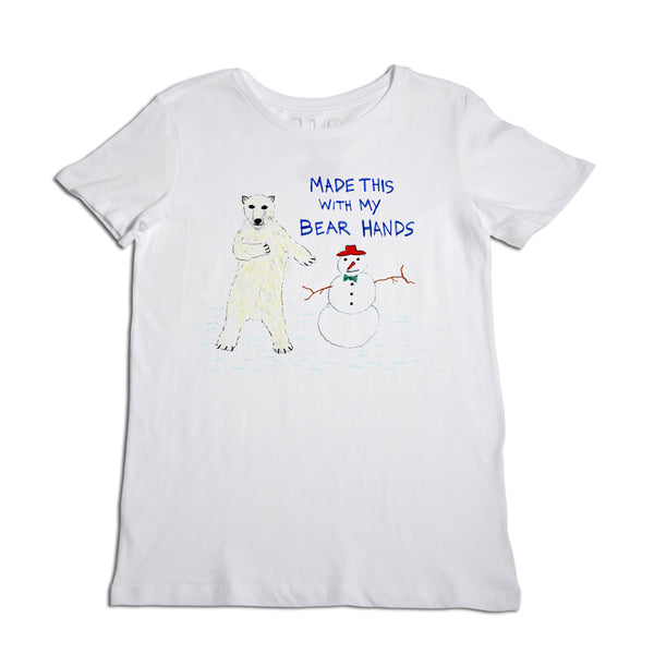 Bear Hands Women's T-Shirt