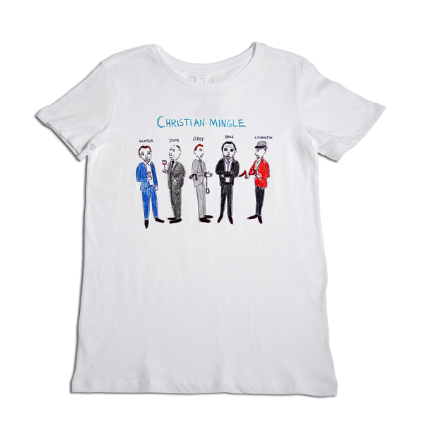 Christian Mingle Women's T-Shirt
