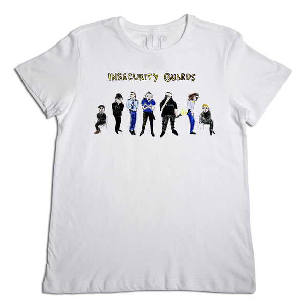 Insecurity Guards Men's T-Shirt
