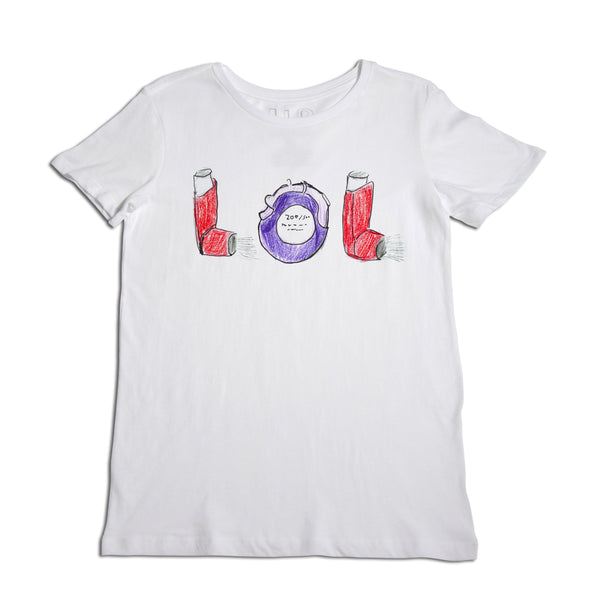 LOL Asthma Women's T-Shirt