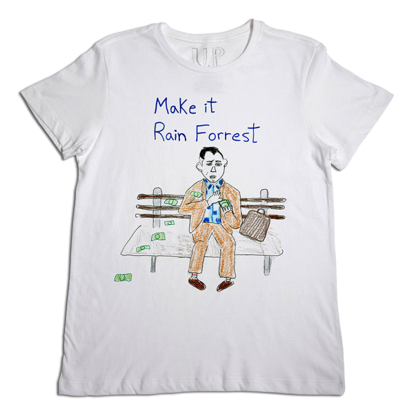Make it Rain Forrest Men's T-Shirt