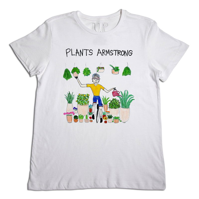 Plants Armstrong Men's T-Shirt