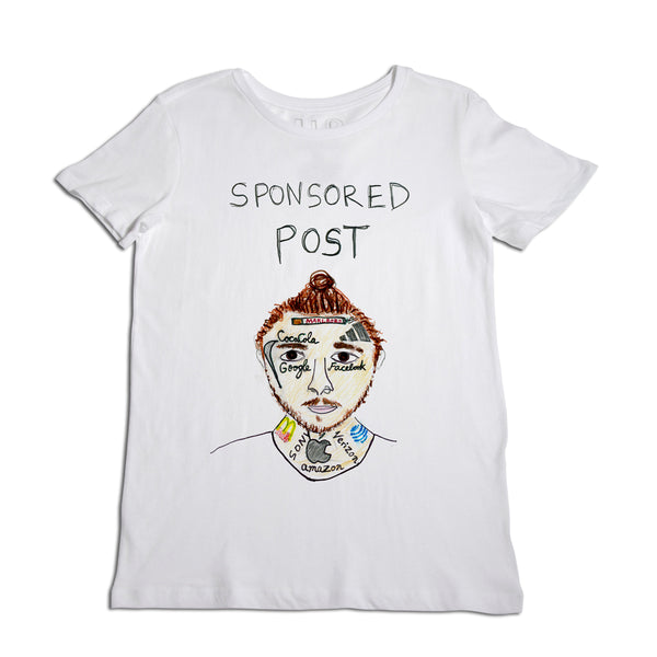 Sponsored Post Women's T-Shirt