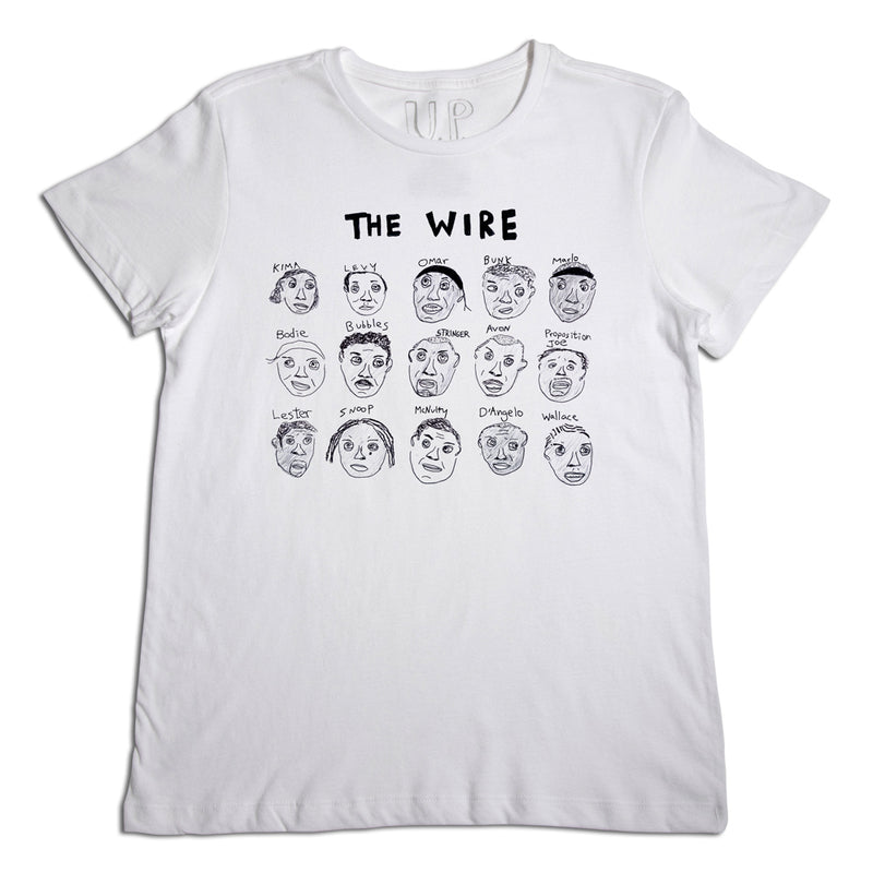 The Wire Men's T-Shirt