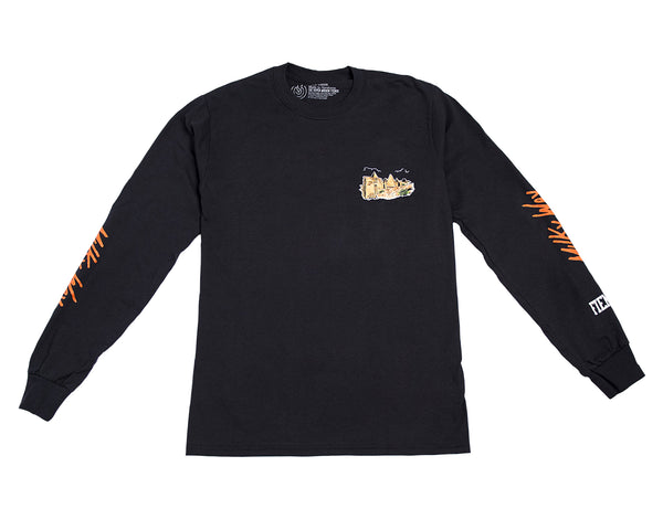 THE MILKY WAY LONGSLEEVE