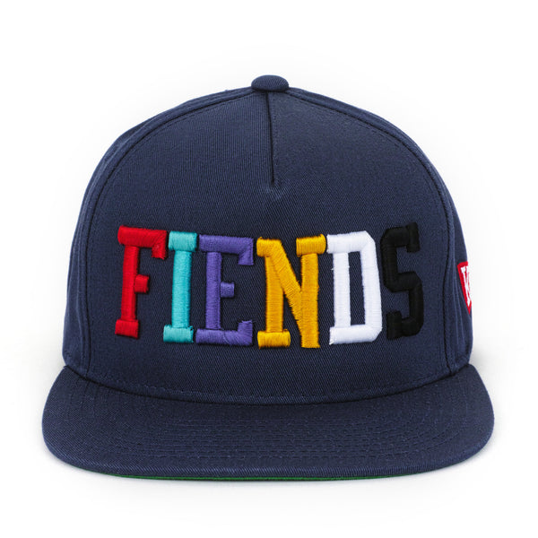 THE NAVY FIENDS SNAPBACK