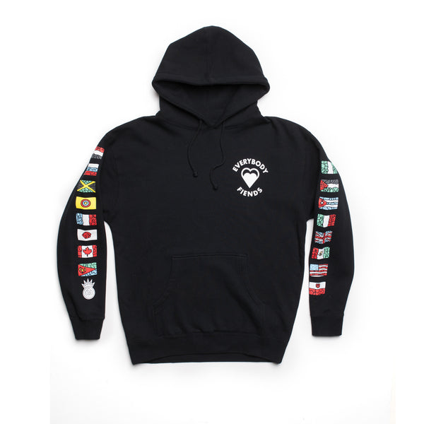 THE NEW WORLD ALLEGIANCE HOODIE