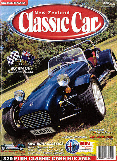 New Zealand Classic Car 113, May 2000