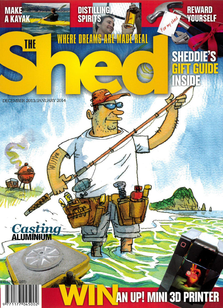 The Shed 52, December–January 2014