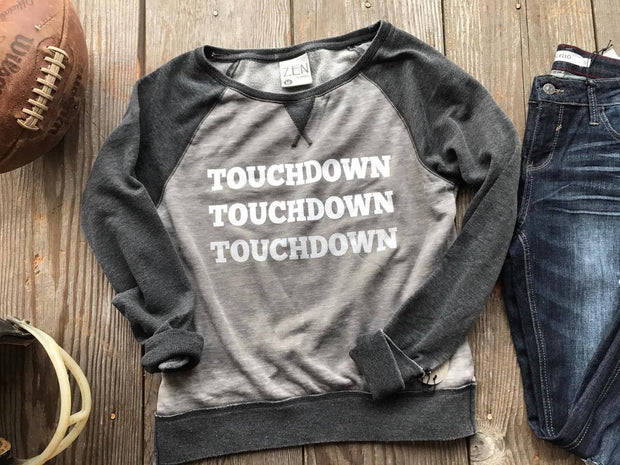 Touchdown Sweater